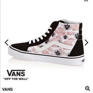 57436bca9f Vans Shoes - Vans Sk8-Hi reissue shoes in California Poppy